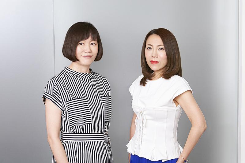 入江信子さんと前田美保さん